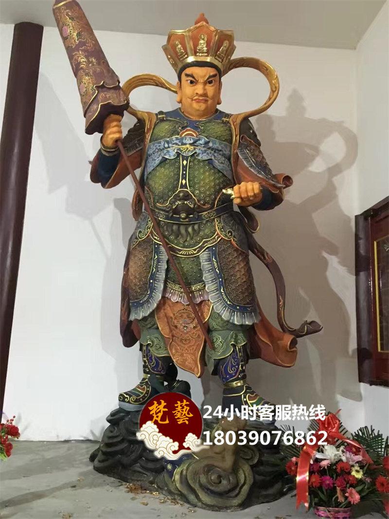 四大天王高3.6米