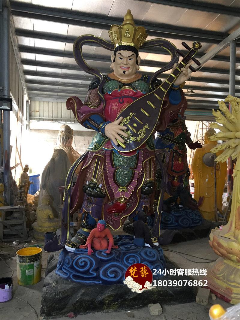 四大天王高3.2米