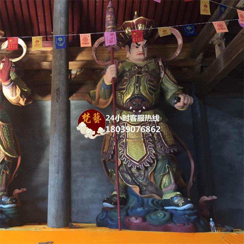 四大天王高4.2米