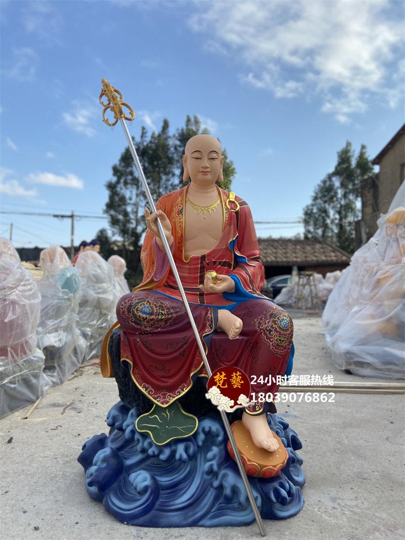 地藏王高1.6米(坐像)