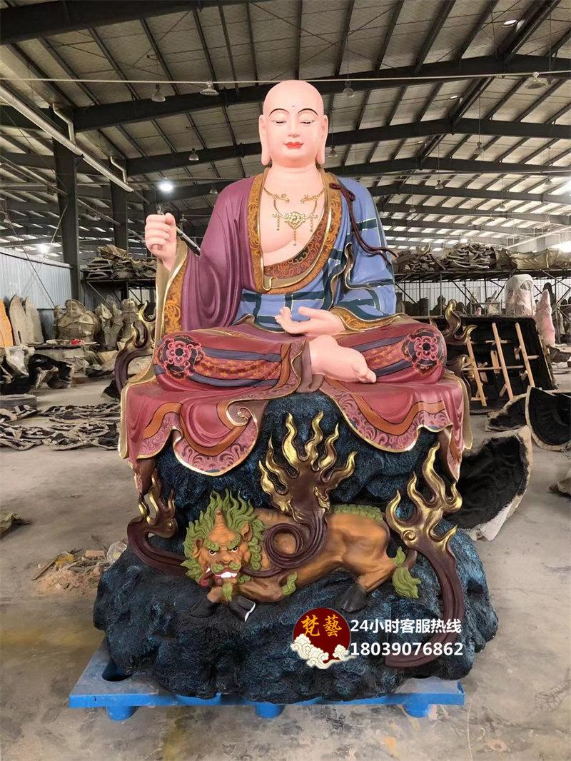 地藏王2.0米(坐像)