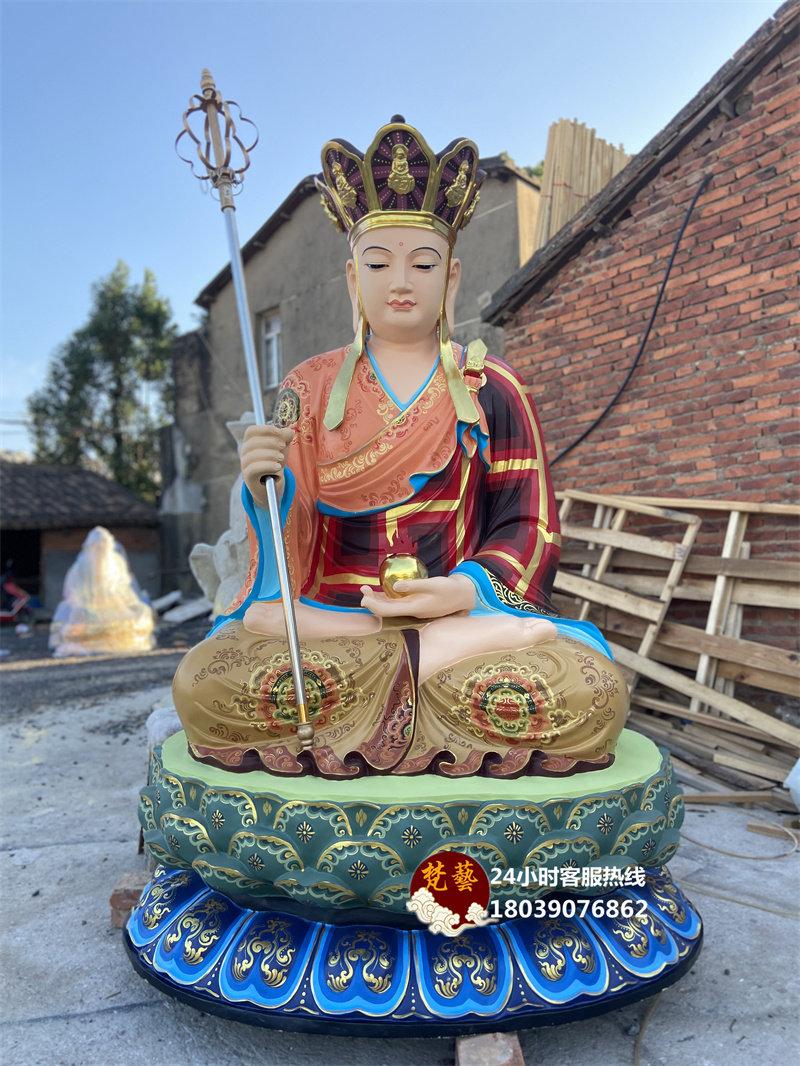 地藏王高2.1米(坐像)